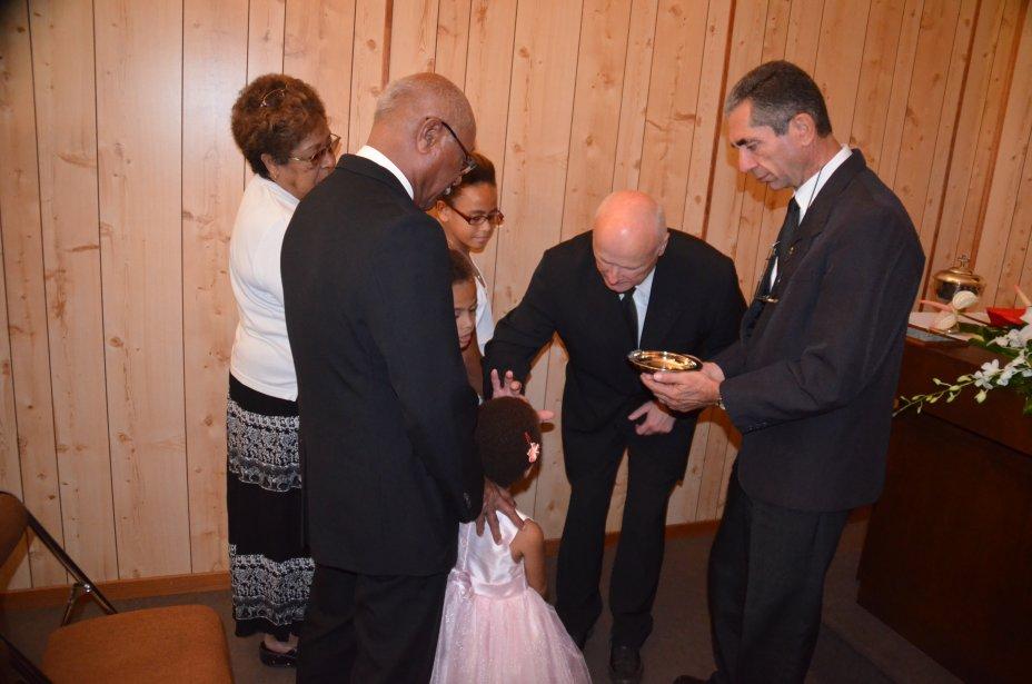 nc baptême