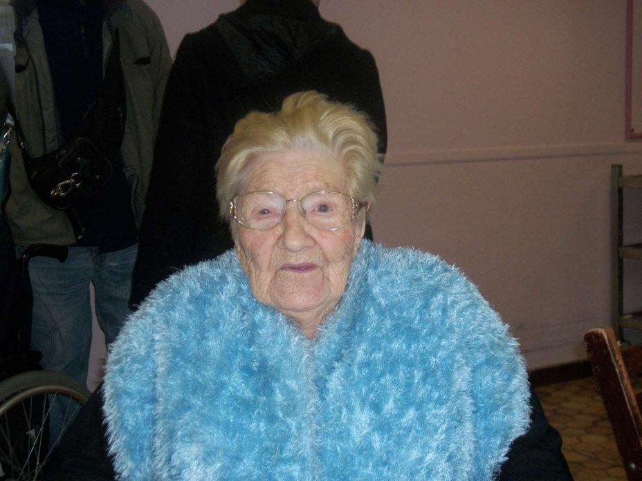 100 ans soeur Auber