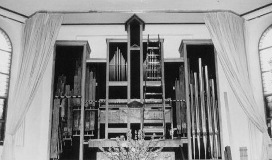 orgue 2 chantier