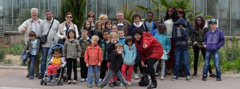 Sortie Enfants Lyon 1