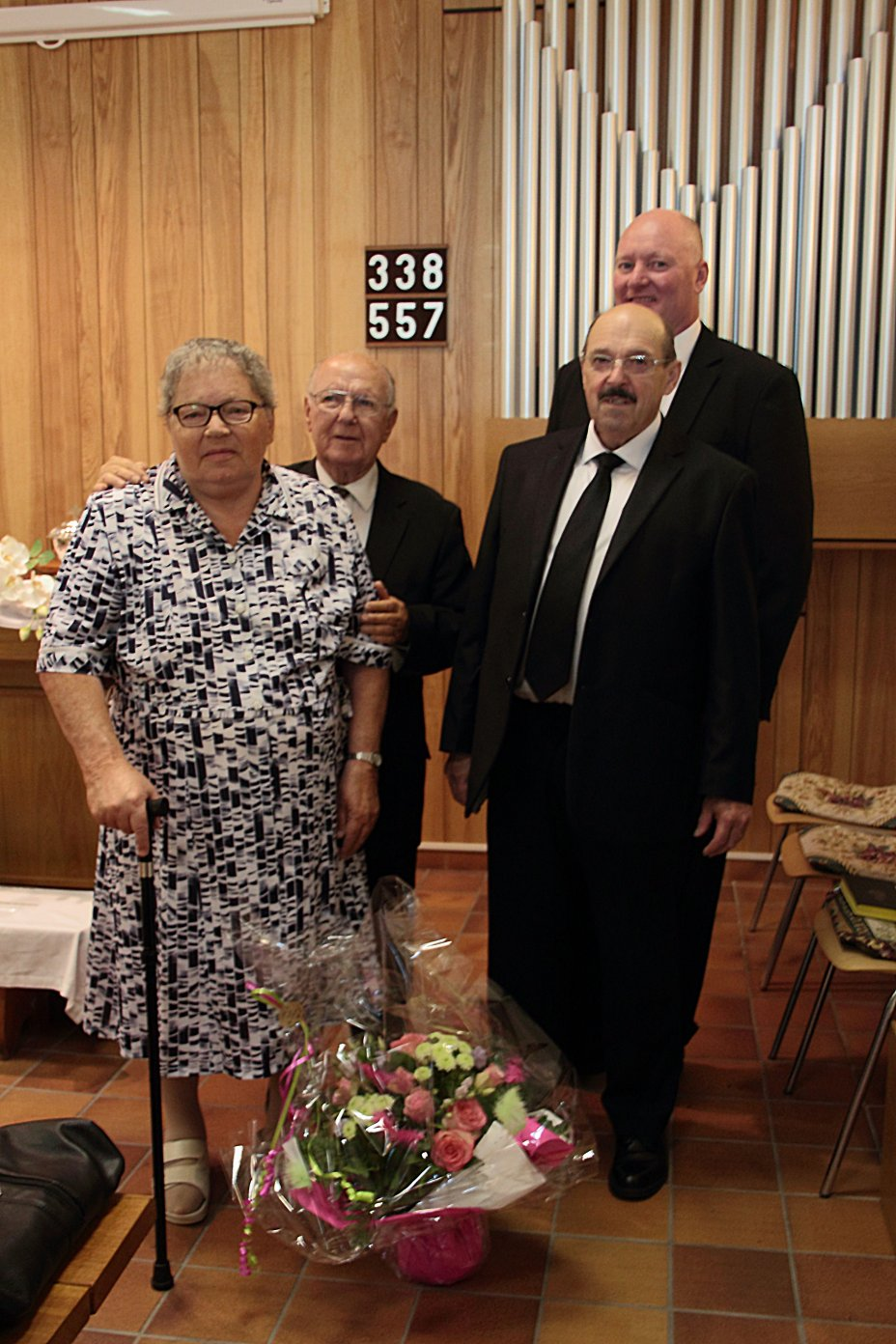 60 ans mariage GIMENES