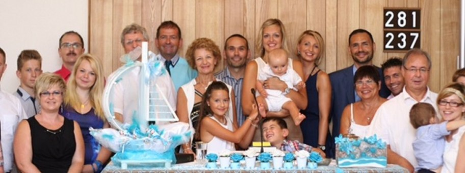 Baptême Mael Toulon