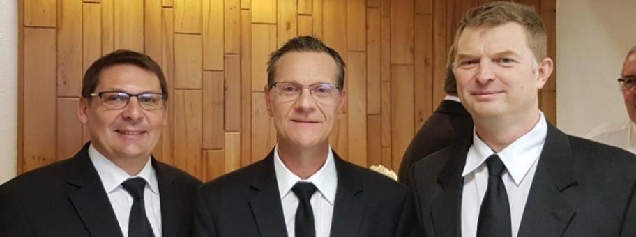 Ordination Luc Zingraff c