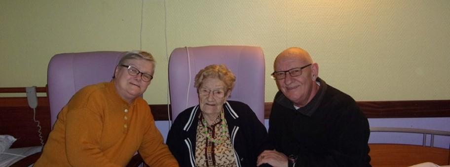 auber 101 ans