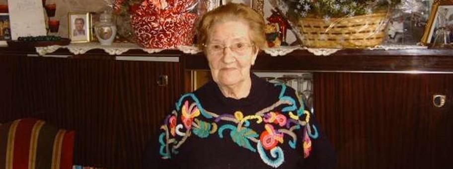 97 ans soeur Auber