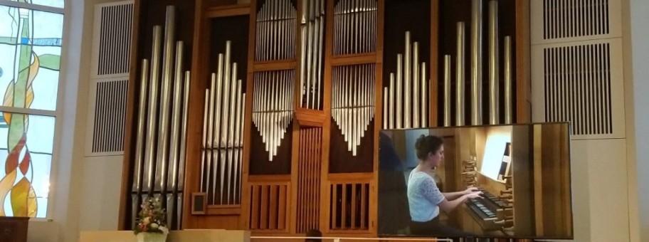 orgue stras
